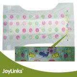PP 테이프를 가진 처분할 수 있는 기저귀 또는 아기 작은 접시 또는 패드