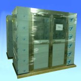 Acquazzone di aria della stanza pulita dell'acciaio inossidabile del SUS con il filtro da HEPA