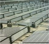 Leichtes Plastik-Solarhalterungen mit Wind-Bildschirm