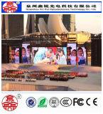 Anúncio Rental impermeável video ao ar livre da cor cheia do módulo da tela de indicador do diodo emissor de luz de HD P6 SMD
