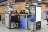 최신 판매 중간 갱도 크기 65*50cm 엑스레이 짐 또는 수화물 또는 소포 스캐너 엑스레이 검사 기계