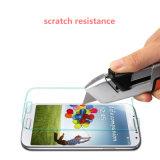 Protetor de vidro da tela dos acessórios do telefone para a galáxia S4 de Samsung