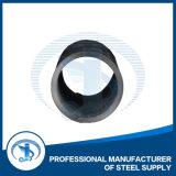 Tubo d'acciaio galvanizzato rotondo delicato di alta qualità larga di uso