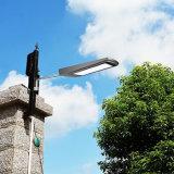 가장 새로운 108 LEDs 15W 2100lm 옥외 방수 비상사태 태양 LED 거리 도로 벽 램프 투광램프