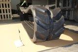 350X73X76 para a máquina escavadora de Yanmar Vio45-6 segue as trilhas de borracha