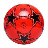 Balones de fútbol de los juegos de los varios niños de los colores mini