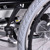 Sillón de ruedas eléctrico de la aleación de aluminio de 2017 nuevos productos con la potencia que eleva el asiento