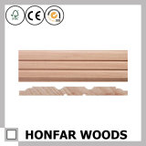 Baseboard da madeira contínua do GV para a decoração interna