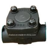 800lb 1500lb forjó la válvula de verificación de acero del NPT del extremo de cuerda de rosca A105