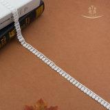 шнурок граници методов 1.4cm вышитый шириной водорастворимый