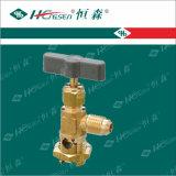 Штуцеры клапана/рефрижерации /Brass игольчатого клапана (цинк или латунь)
