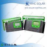 Controlador solar 10A~60A da alta qualidade PWM do OEM