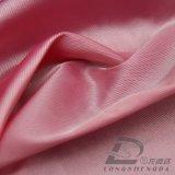 물 & 바람 저항하는 아래로 재킷에 의하여 길쌈되는 도비 밀 줄무늬 자카드 직물 66.5% Polyester+ 33.5% 나일론 혼합하 길쌈 Intertexture 직물 (H047)