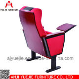 편리한 덮개를 씌운 고품질 강당 의자 Yj1011