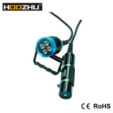 Hoozhu Hu33 Diving Light 4X CREE Xm-L2 LED mit Waterproof 100meters