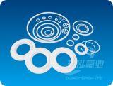 Productos plásticos PTFE Diaphram de la junta del Teflon