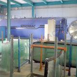 машинное оборудование прокатанного стекла Ce 2850X6000mm Approved промышленное (SN-BGF2860)