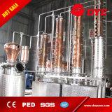El tanque de destilación casero del equipo/de la destilación/crisol del acero inoxidable aún