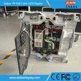 Muestra de interior a todo color del alquiler P4 LED de SMD