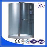 Portas de alumínio do chuveiro de Frameless/portas de alumínio do chuveiro (BR12315)