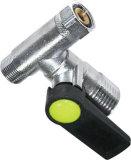 고품질 니켈에 의하여 도금되는 금관 악기 공 벨브 (EM-F-32)