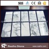 Pulido Beige / Blanco / Negro / Verde losa de la piedra de mármol para suelo / pared