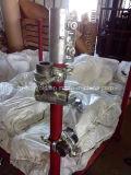Tpst001 гальванизировало покрашенную пробку ремонтины трубы лесов стальную
