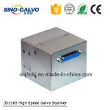 Più piccolo formato e scanner veloce Jd1105 di Galvo per la marcatura di plastica