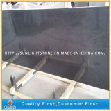 Padangの台所、浴室のための暗い灰色か黒いG654花こう岩のフロアーリングまたは壁のタイル