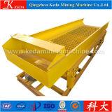 Tela de vibração do ouro para a lavagem do ouro