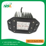 4inch LED Auto Lamp, étanche 10V-30V DC Offroad LED Outdoor Light Car Truck Jeep, ATV, SUV, Ute Road Lighting