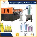 プラスチックびんのブロー形成機械