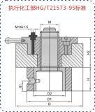 Tenditore industriale del tenditore del bullone per gli strumenti di piegatura idraulici industriali di Equpments