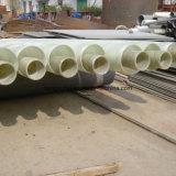 熱い媒体のためのガラス繊維/FRPの熱絶縁体ダクト