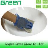 Qualitätsinspektion-Prüfungs-Handschuh-Maschinen-Pflege-Abfallbeseitigung