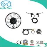 Elektrischer Fahrrad-Naben-Bewegungsinstallationssatz mit Gearless Motor 350W