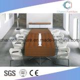 Tableau de conférence de vente chaud de meubles modulaires de mélamine de tailles importantes