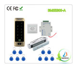 Serratura magnetica del metallo di tocco 8000 degli utenti del portello RFID di accesso di controllo della cassa impermeabile della tastiera