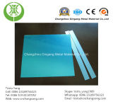 Anodiser la feuille en aluminium reflétée