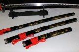 Le spade decorative del samurai del drago hanno impostato Wsd056