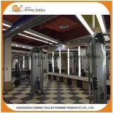 重量挙げのPowerlifting領域のための耐衝撃性のゴム製床タイルのマット