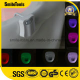 Lampe automatique de cuvette de Closestool de toilette d'éclairage LED de portées