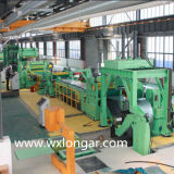 Machine hydraulique de cisaillement de tôle d'acier