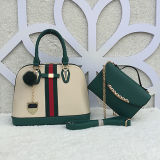 Heiße verkaufenentwerfer-Form-Beutel-Luxuxdame-Handtaschen mit Kugel-Dekoration für Frauen Sy8544