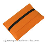 Nette Nadel-Gelochte Vliesstoff-Filz-Beutel/beiläufiges Handbags/100% Großverkauf-Filz-Gewebe
