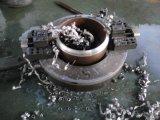 Edelstahl-Rohrausschnitt der Qualitäts nahtloser und abschrägenmaschine