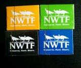 Cartes de jeu de tisonnier de Nwtf avec 4 couleurs différentes