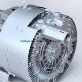 Ventilador eléctrico del anillo para el sistema central del vacío