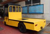 trattore elettrico a 4 ruote della piattaforma con l'iso di prezzi di fabbrica