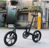 アルミ合金の折るフレームが付いている1秒の折る自転車